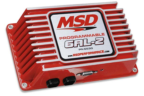 Msd 6al-2 Programmable Ignition Box