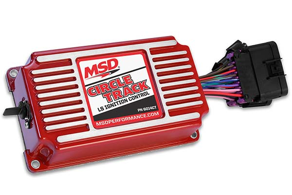 msd circle track ls ignition box hero