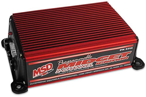 MSD Midget DIS-2 Programmable Ignition Box