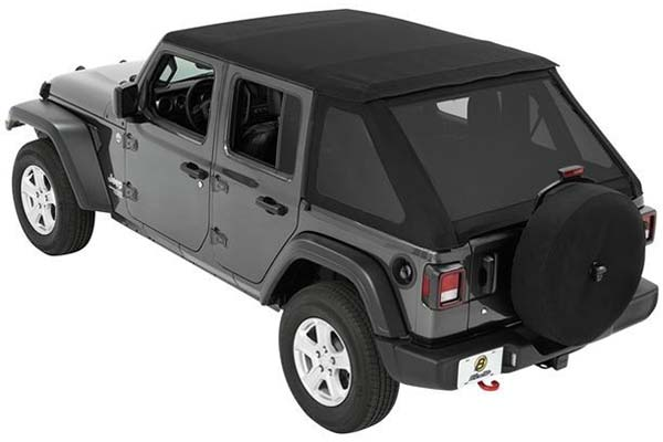 ... Jeep Soft Top. Bestop Trektop Nx