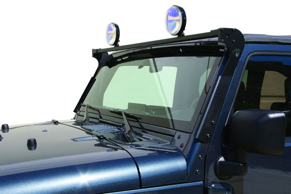 carr jeep xrs rota light bar