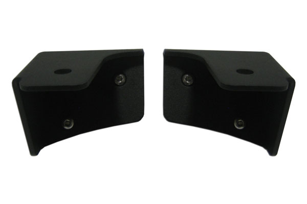 mbrp jeep windshield light bracket