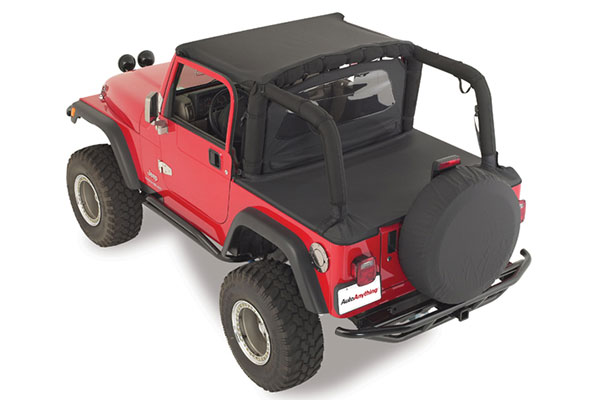 Rampage Spare Tire Cover 773215