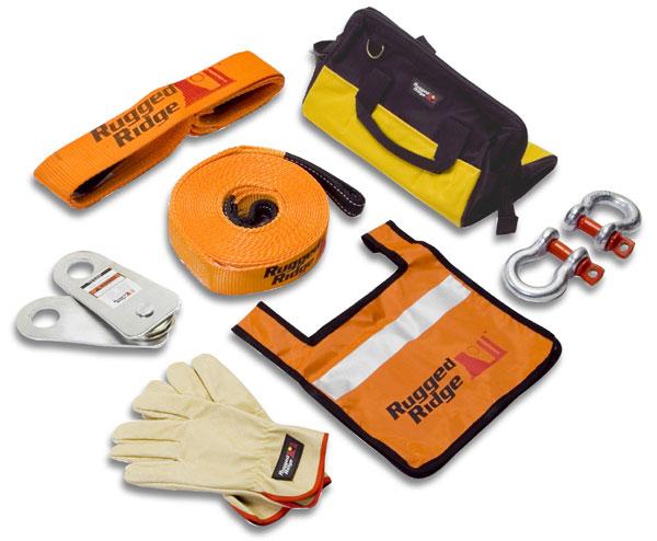 rugged ridge recovery kit