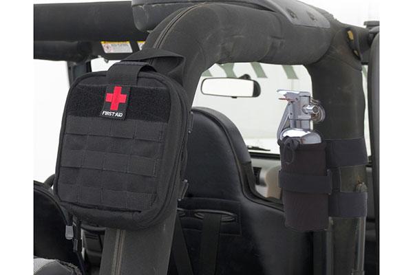 smittybilt fire extinguisher holder kits