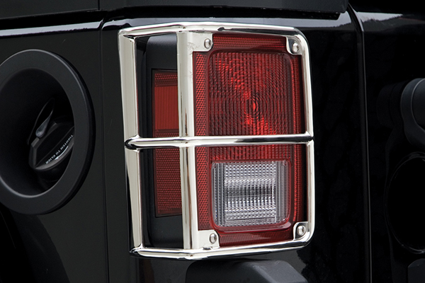 smittybilt jeep euro tail light guards