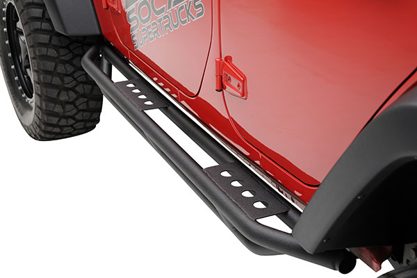 smittybilt jeep side armor
