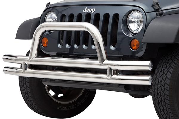 smittybilt tubular jeep bumpers