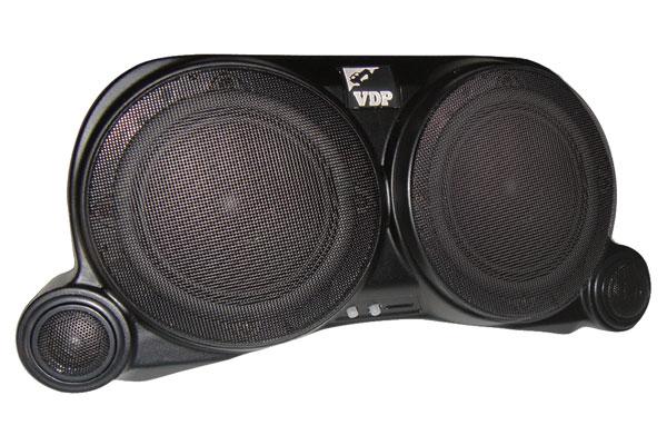 vdp jeep center speaker system