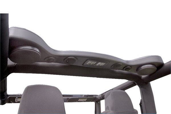 vdp jeep overhead sound bars