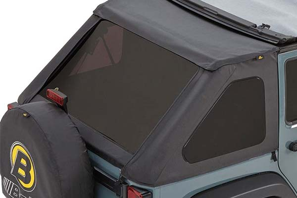 bestop jeep soft top tinted windows hero