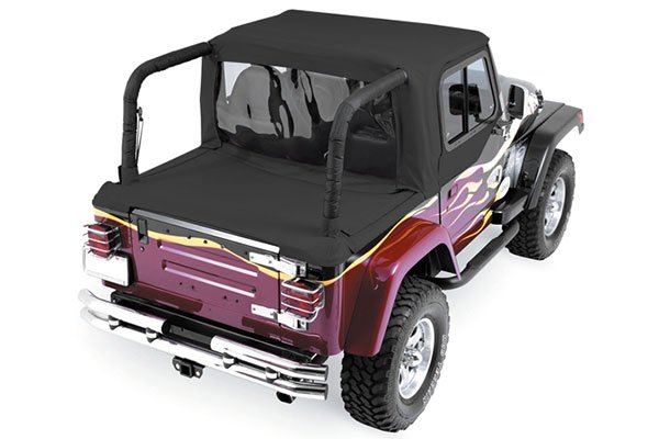 rampage jeep cab tops