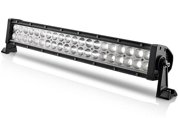 double row cree led light bars