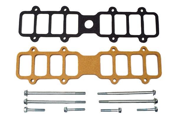 edelbrock intake manifold spacer kits