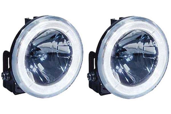 hella optilux 2500 angel eye light kit set