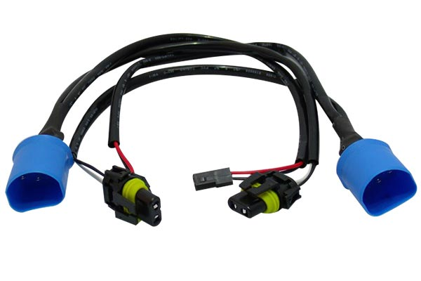 hid interface harnesses