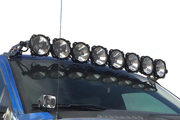 kc hilites gravity pro6 led light kits