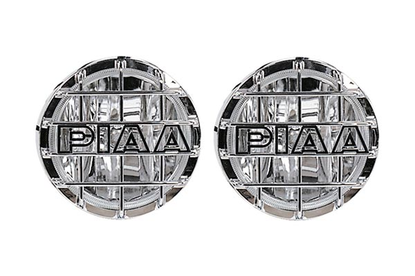 piaa 520smr series clear set chrome