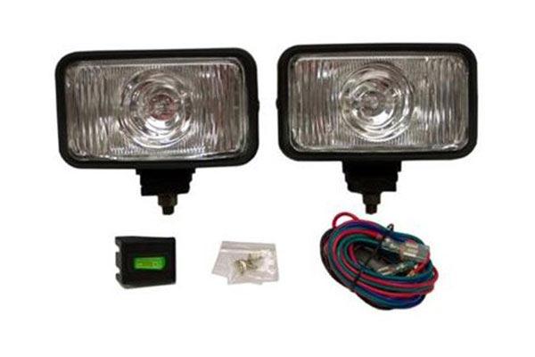 pro comp 4 x 6 driving fog lights