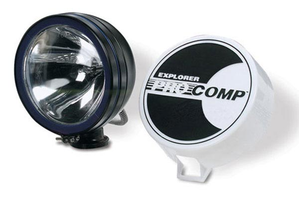 pro comp 6 off road driving lights