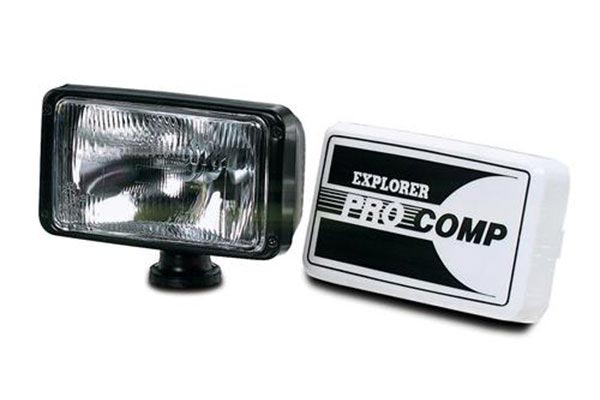 pro comp 6 x 9 off road driving lights