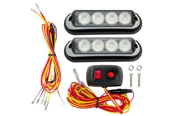 proz led strobe light kit hero