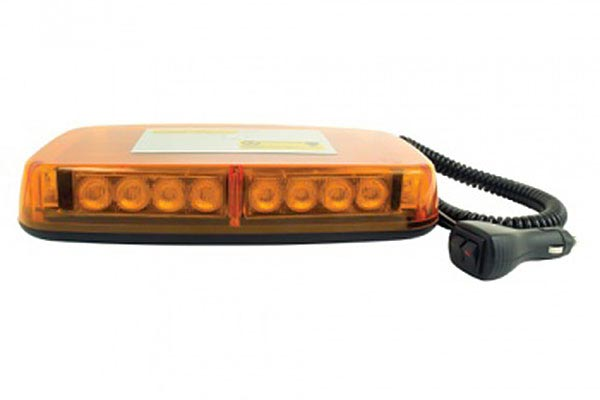 proz led warning light bar mini warning led free shipping. Black Bedroom Furniture Sets. Home Design Ideas