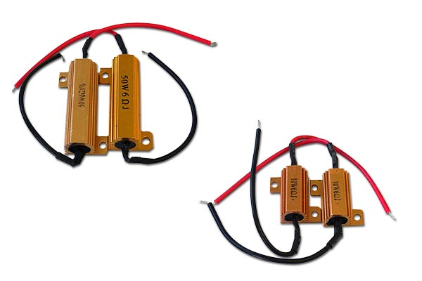 proz led load resistors