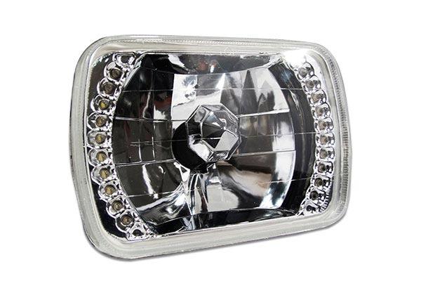 proz sealed beam conversion headlights