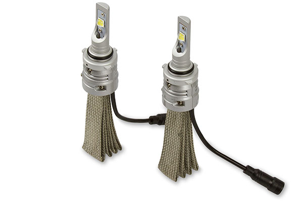 2005 Mercedes-Benz SL-Class Putco Silver-Lux Pro LED Projector Bulbs