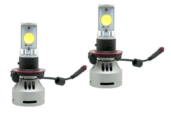 Led Headlight Bulb >> Putco Led Headlight Bulb Conversion Kits 260001w