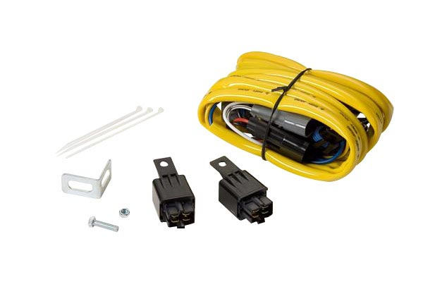 putco light bulb wiring harness kits