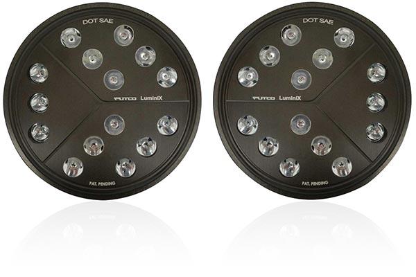 putco luminix led headlights