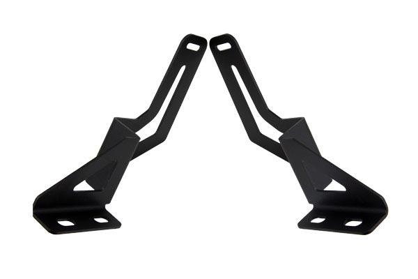 rigid industries bumper lightbar mount kits