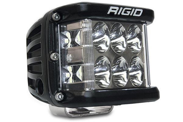 rigid industries d ss dually side shooter led lights