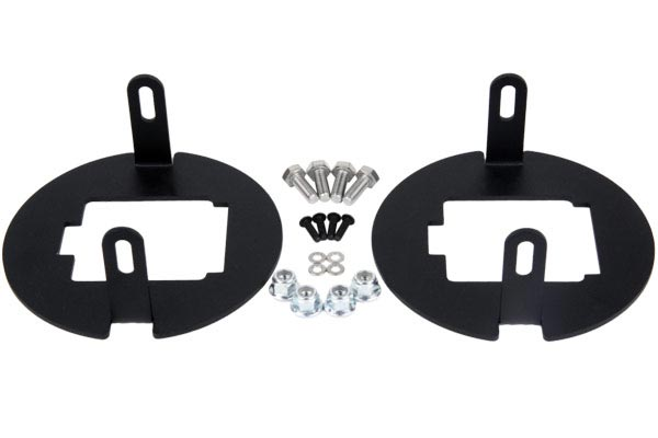 rigid industries fog light mount kits