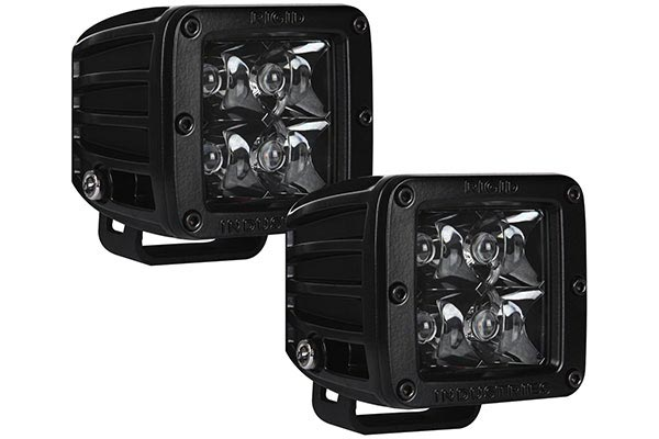 rigid industries midnight edition d series led lights