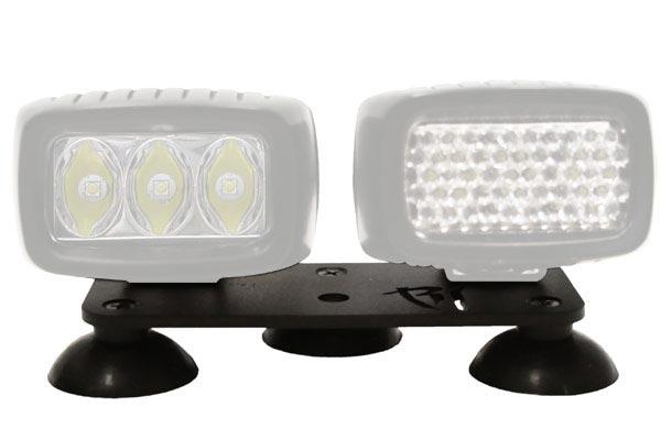 rigid industries suction cup light mount kit