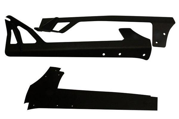rigid industries windshield lightbar mount kits
