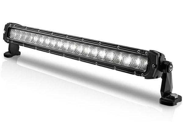 single row cree led light bars