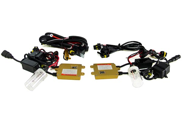 vehicle specific hid headlight kit