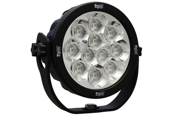 Vision X Explorer Xtreme Round LED Lights