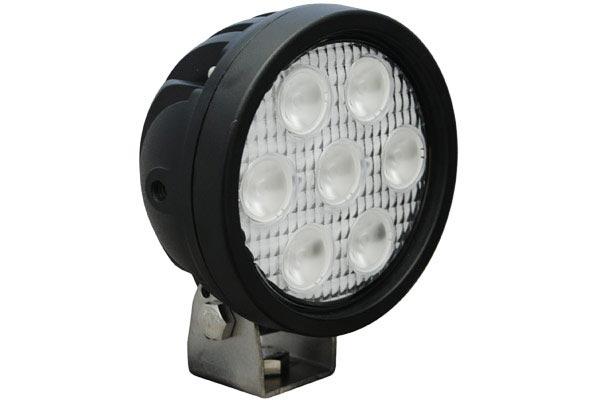 vision x utility market round led lights