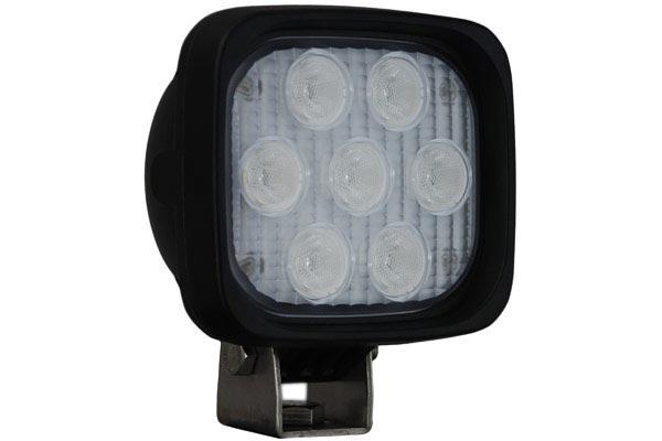 vision x utility market square led lights