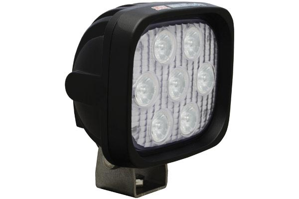 vision x utility market xtreme square led lights