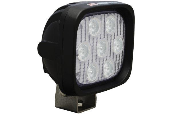 vision x utility market xtreme square led lights