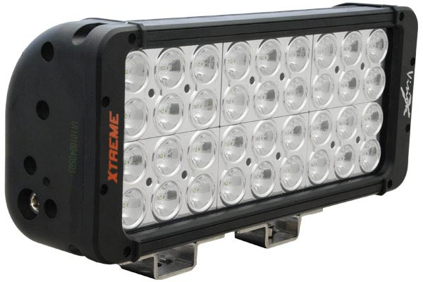 vision x xmitter xtreme double stack led light bars
