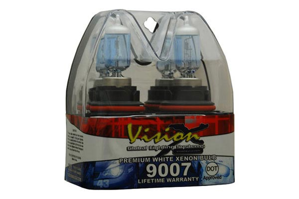 visionx premium white headlight bulbs