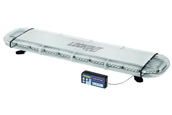 Wolo lookout low profile roof mount led emergency light bar best wolo lookout led light bar aloadofball Choice Image