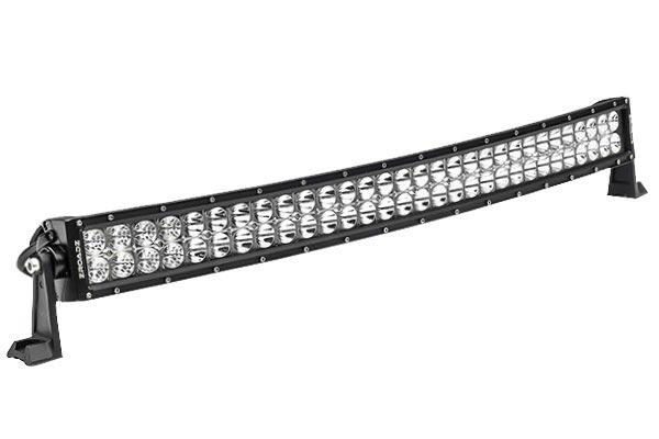 zroadz double row curved led light bar hero